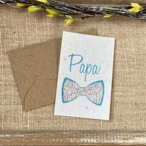 Mini carte Papa – herbes aromatiques