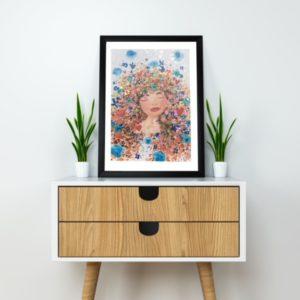 Moana – Affiche scintillante